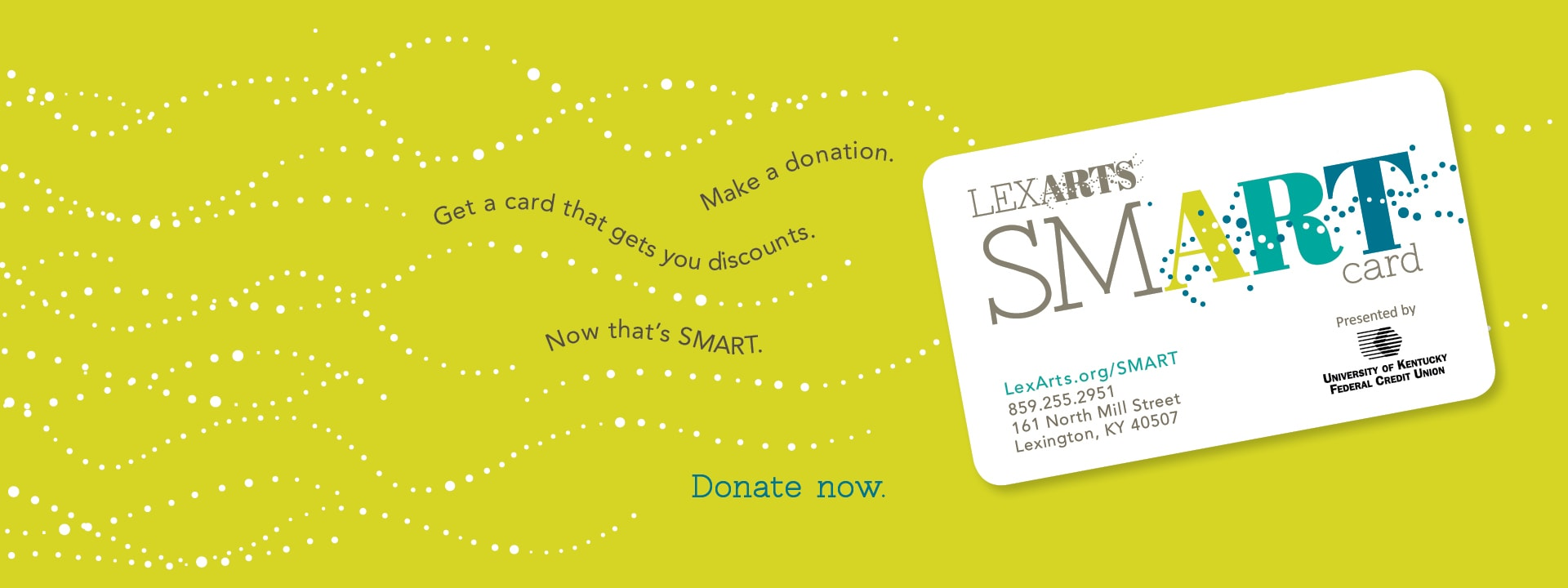 LexArts Smart Card