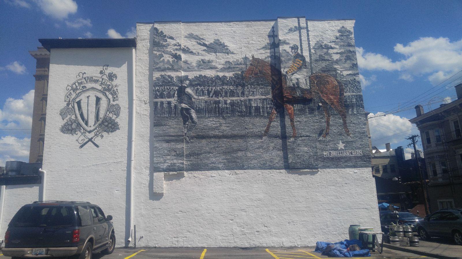 ManOWar Mural